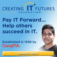 Creating IT Futures Foundations - Donate Now