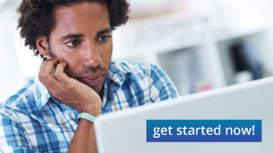 Test takers: Get started now